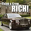 Think & Grow Rich Audiobook by Napolean Hill Narrated by Jai Hutcherson