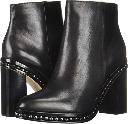 Coach Women's Justina Black Suede 7.5 M US from Coach