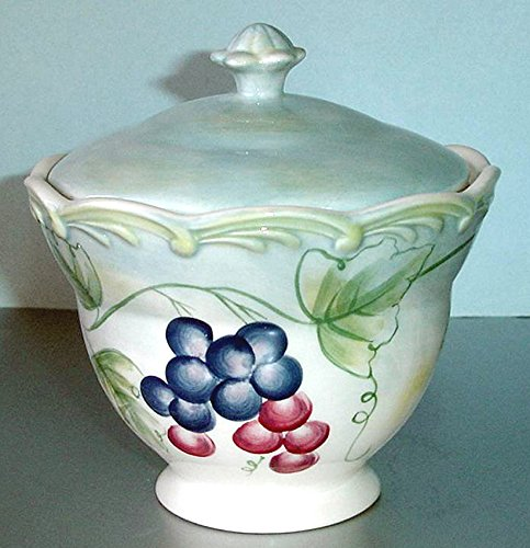 Lenox Tuscan Vine Footed Sugar Bowl New In Box