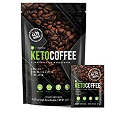It Works Keto Coffee Ketocoffee Packets 15 Individual Servings Per Bag