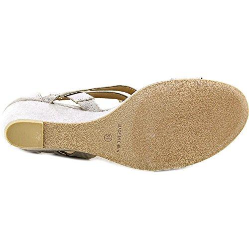 American Rag Casen - Sandalias de vestir de Material Sintético para mujer Gris gris