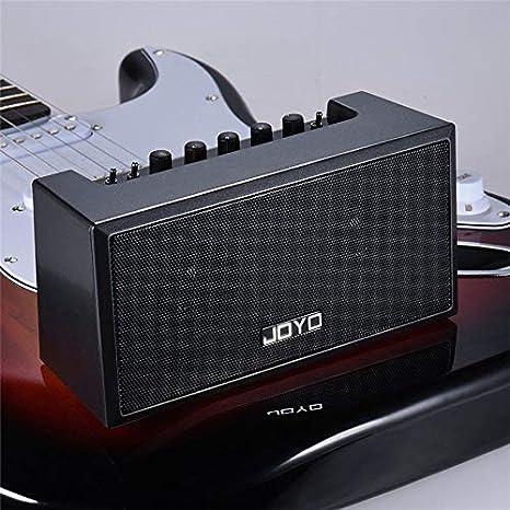 JOYO TOP-GT - Amplificador de guitarra (mini bluetooth 4.0 ...