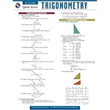 Trigonometry - REA's Quick Access Reference Chart