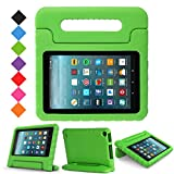 Kindle fire 7 Case,Fire 7 Case 2017,Ocuya Kids Shock Proof Protective Cover Case