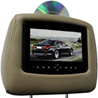 CarShow by Rosen CS-DORAM10-T76 Single DVD Headrest System