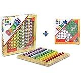 Mad Cave Bird Games ColorKu and Tic-Tac-Ku Bundle Pack (Green)