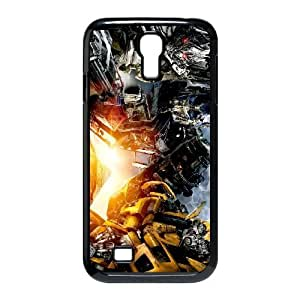 Samsung Galaxy S4 I9500 Phone Cases Black Transformers FXC542765