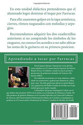 Guitarra Flamenca Cuadernillo 3: Aprendiendo a tocar por Farrucas ...