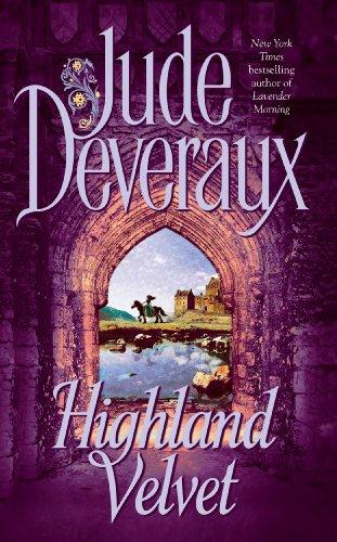 book cover of Highland Velvet