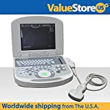 ValueStore.us Portable Ultrasound Scanner Veterinary Pregnancy US-96 with 3.5 MHz Convex Probe for Sheep, Cat, Dog & Pig - Convex.