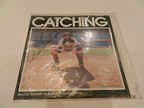 Bill-Freehan-Detroit-Tigers-1972-Catching-Fundamentals-Record-Booklet-Mt