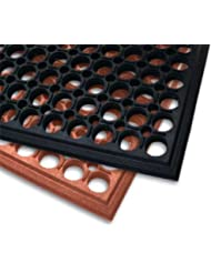 Work Step Mat 3 X 10 Red Grease Proof