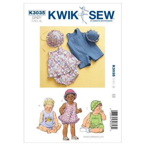 Kwik Sew K3035 Sundress Sewing Pattern Bloomers Dstclub