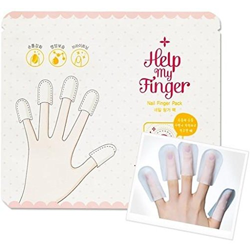 Etude House - Help My Finger Pack - Nail Treatments - Nail Care - Manicure Pad