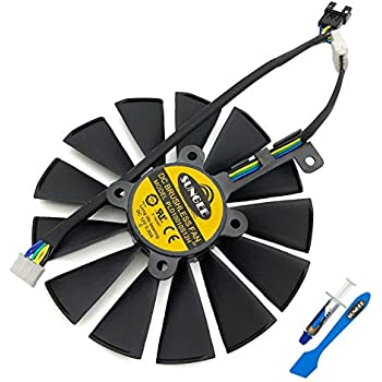 Amazon.com: T129215SM Ventilador de refrigeración de ...