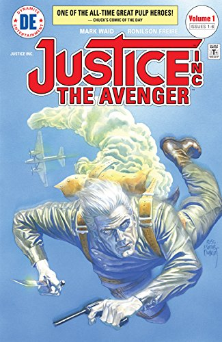 Justice, Inc.: The Avenger Collection (Justice Inc compare prices)