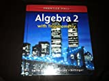 Prentice Hall Algebra 2 with Trigonometry, PRENTICE HALL, 0130519685