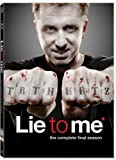 DVD : Lie To Me: Season 3