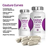 LA Tone Couture Curves -EXTRA Premium HIGH STRENGTH Weight Loss Pills - Pharma Grade- Appetite Suppressant; Enhances Metabolism for increased weight loss; One Month Supply suitable for vegetarians - Natural Appetite Suppressant Diet Pill ~ Three Daily Servings To Support Healthy Weight Loss- On Sale now just £6.99 - Amazon Special: Order now before the price goes back up - 100% Lifetime Guarantee - Ultra Fast weight loss, diet pill!!