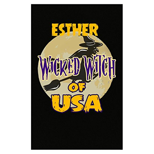 Prints Express Halloween Costume Esther Wicked Witch of USA Great Personalized Gift - -