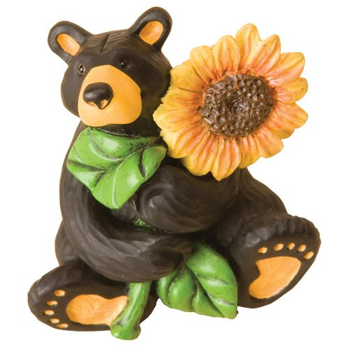 Sunflower Bear.... Mini Bear Series .... 30150248 by Big (Big Sky Bear)