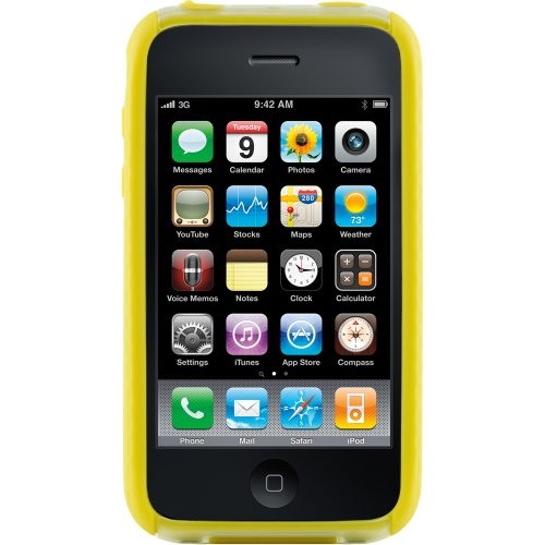 C5otr Skin - Technocel OtterBox commuter TL Case for iPhone 3G/3GS - Yellow