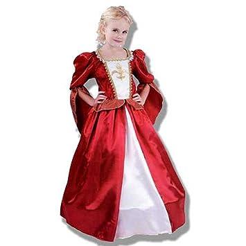 Disfraz niña Mosquetera - talla 11 - 14 años: Amazon.es: Juguetes ...