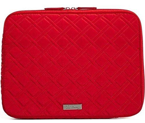 Vera Bradley Laptop Sleeve (Tango Red)