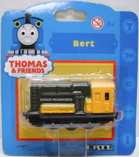 Thomas Wooden Railway Scrap Yard - Bert the Engine Thomas the Tank Engine Ertl Die Cast