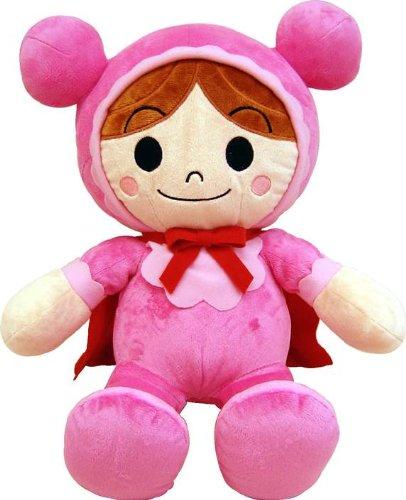 Anpanman Smile Plush Doll M Akachanman Japan