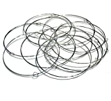Andustrial Steel - 18/10 Stainless Steel Cheese and Cake Cutting Wires - 12 x 24'' (12 Wires Only)