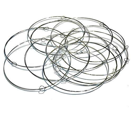 Andustrial Steel - 18/10 Stainless Steel Cheese and Cake Cutting Wires - 12 x 24