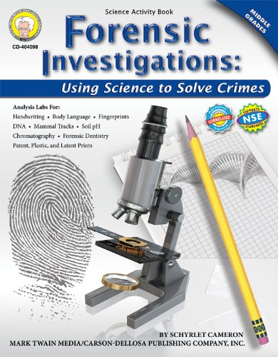 Carson-Dellosa Forensic Investigations Resource Book
