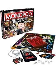 Hasbro Monopoly Valsspelers Editie Nederlands, 7.5 x 7.5 x 7.5 cm