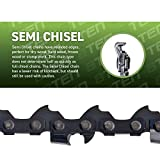 8TEN Chainsaw Chain for Stihl MS170 MS180 017 009
