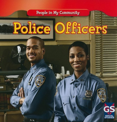 Download Police Officers (People in My Community) ebook