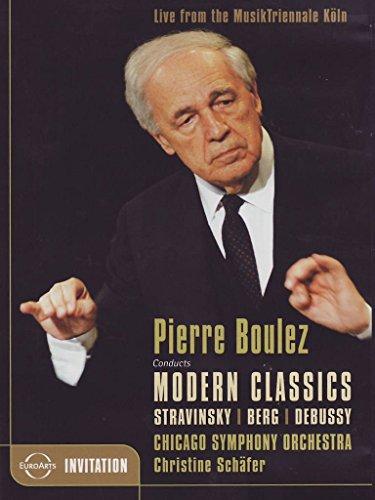 Modern Classics: Stravinsky, Berg, - Performance Classics Modern