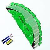Best Stunt Kites - Besra Huge 102inch Dual Line Parachute Stunt Kite Review