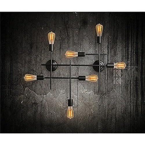 American Wall Lamp Bar Restaurant Coffee Shop Lumière Décorative Lumière Mur