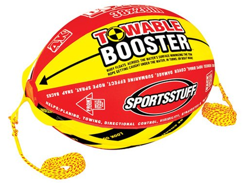 Kwik Tek Booster Ball with Custom Tow Rope 53-2030