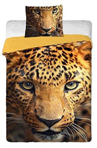 Bettwasche Tiere 140×200