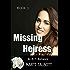 Missing Heiress (An M.T. Romance Book 1)