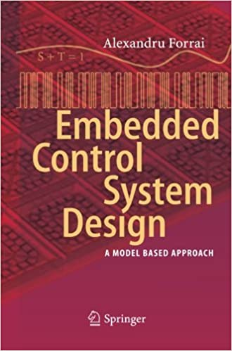 Embedded Control System Design: A Model Based Approach