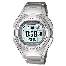 CASIO watch WAVE CEPTOR Waveceptor radio clock model digital WV-57HDJ-7AJF mens watch (japan import)