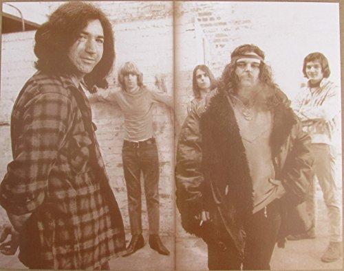 Grateful Dead Poster Print Old Dead Sepia Jerry Garcia Pigpen