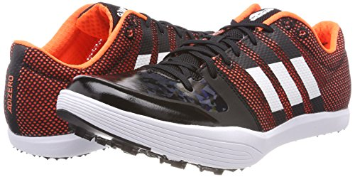 Negro Adidas Unisex Negbas Naranj de Zapatillas 000 Lj Ftwbla Atletismo Adulto Adizero rw70r