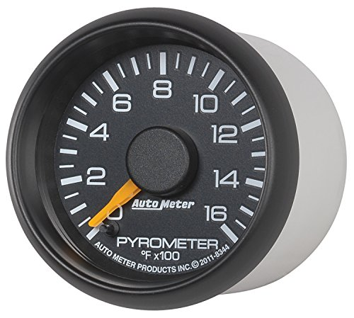 Auto Meter 8344 Chevy Factory Match Electric Pyrometer Gauge Kit by Auto Meter (Image #3)