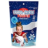 Be Amazing Instant Snow Powder  - Bulk Class Party Pack - Great For Slime - Makes over 8-10 Gallons of Artificial Insta Snow (454 grams - 1LB)