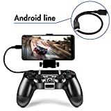 2 Pack PS4 Controller Phone Clip, PS4 Slim Pro