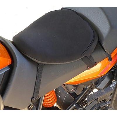 Motorcycle Gel Seat Cushion: Automotive